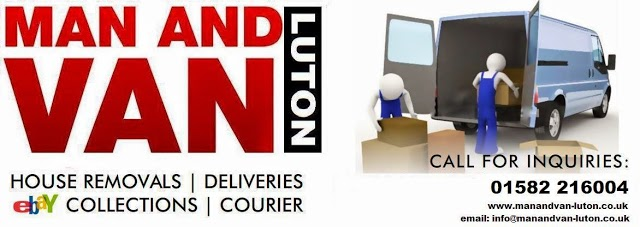 Man and Van Luton | House Removals