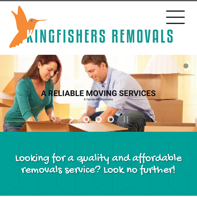 Kingfishers Removals