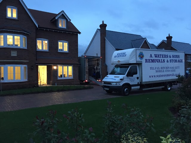 A waters & Sons Removals & Storage