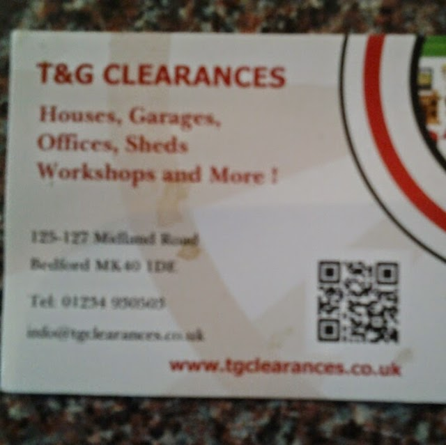 T & G Clearances