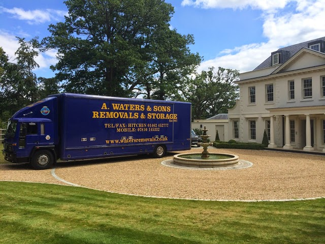Hitchin Removals Services