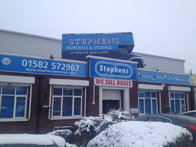 Stephens Removals